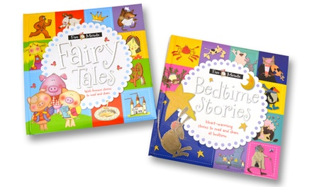 Five Minute Stories Book Bundle (2-Piece)