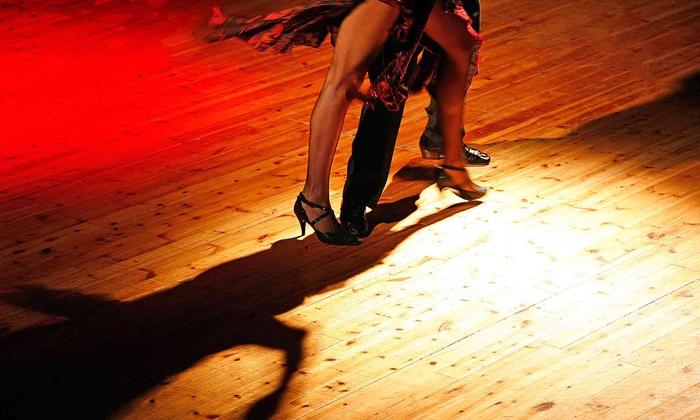 Art In Motion Dance Academy - Art In Motion Dance Academy: Four or Eight Beginner Salsa Classes at Art In Motion Dance Academy (Up to 54% Off)