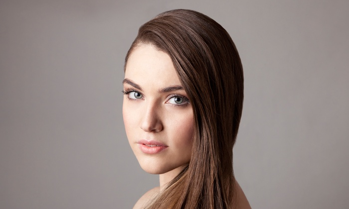 Allure Salon - Sheepshead Bay: Roots Coloring Session, Highlights, Keratin Treatment, or Brazilian Blowout at Allure Salon (Up to 51% Off)