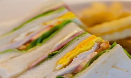 Desde $159 por 16 o 32 sándwiches de miga surtidos en Rica Miga