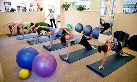 Group Mat or Equipment Classes at Pilates on Fifth (Up to 55% Off). Two Options Available.