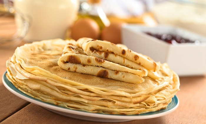 Les Crepes - Stapleton: $12 for $20 Worth of Crepes at Les Crepes