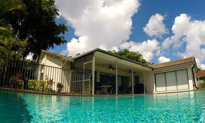 Clear Results Pool Services llc - Jensen: Two Weekly Full-Service Pool Cleanings at Clear Results Pool Services Llc (65% Off)