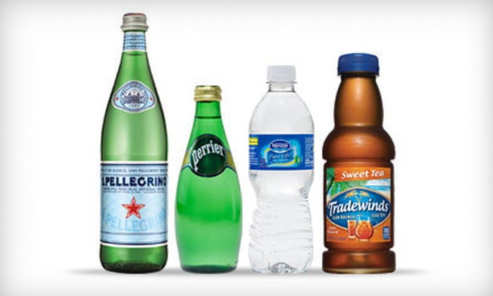 Nestle Pure Life Direct - Chicago: Three Months Delivery of Tea, Water, or Sparkling Water from Nestlé Pure Life Direct (Half Off)