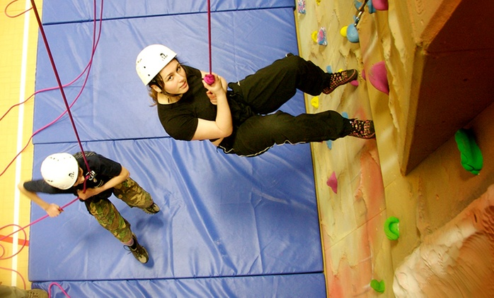 One-Hour Introductory Climbing Session for £7.50 with Chessington Rocks (50% off)