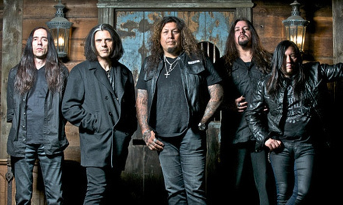 Testament: Dark Roots of Thrash - The Fillmore Silver Spring: $17.75 to See Testament and Overkill at The Fillmore Silver Spring on February 12 at 6:45 p.m. (Up to $35.50 Value)