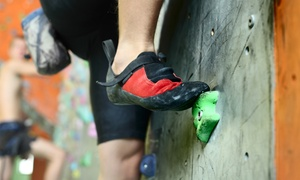 Petra Cliffs Climbing Center & Mountaineering School: Indoor or Outdoor Climbing Packages at Petra Cliffs Climbing Center (Up to 47% Off). Four Options Available.