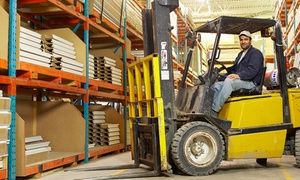 Skills Click: $39 for a TLILIC2001- Licence to Operate a Forklift Truck Three-Day Course with Skills Click