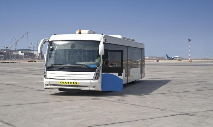 W84U Transportation - Chicago: Up to 52% Off RoundTrip To Airport & Six Flags at W84U Transportation