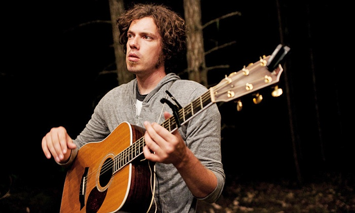 Josh Garrels w/ Robbie Seay - Downtown: Josh Garrels with Robbie Seay at The Ballroom at Warehouse Live on  February 8 (Up to 32% Off)