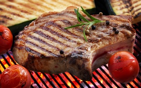Center Cut Steakhouse by Gourmet San Diego: $19 for $30 Toward Steakhouse Dinner Fare for Two at Center Cut Steakhouse by Gourmet San Diego