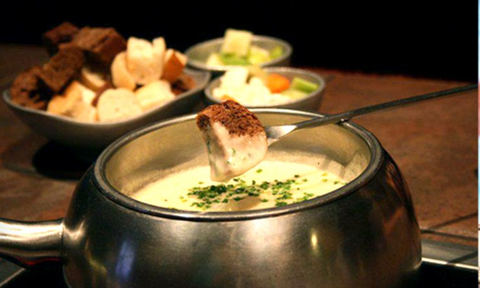 The Melting Pot - Whippany: Fondue Meal for Two or Four at The Melting Pot (Up to Half Off)