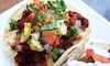Up to 50% Off Mexican Food and Drinks at Sergio's Cantina