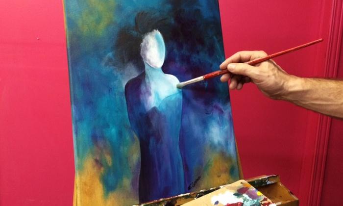 Wild Pigments Art Studio - Ottawa: Art Classes for One or Two Kids or Art Classes for One Teen or Adult at Wild Pigments Art Studio (Up to 57% Off)
