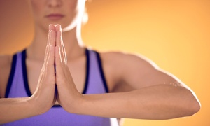 SunMoon Yoga: Two Months of Unlimited Morning or Evening Yoga Classes at SunMoon Yoga (Up to 79% Off)