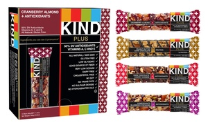 Kind Bar Plus (24-Pack)