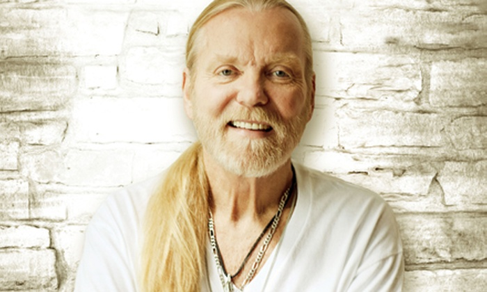 Gregg Allman - Hershey Theatre: Gregg Allman at Hershey Theatre on October 27 at 7:30 p.m. (Up to 57% Off)