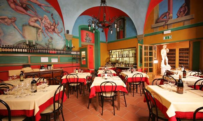 Vecchia Firenze - VECCHIA FIRENZE: Gran grigliata medicea nel centro storico di Firenze per 2 persone da 39 €
