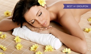 Cocoon Urban Day Spa: $105 for a Spa Mani-Pedi and choice of any 60-min massage at Cocoon Urban Day Spa (Up to $202 Value)