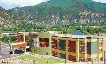 Stay at Courtyard by Marriott Glenwood Springs in Colorado, with Dates into March