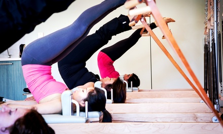 Pilates Sessions at Evolve Classical Pilates (Up to 63% Off). Three Options Available.