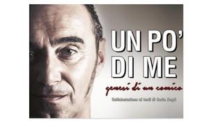 """ALHENA: Giuseppe Giacobazzi in """"Un pò di me"""" il 20 febbraio al Teatro Massimo di Pescara (sconto fino a 39%)"""
