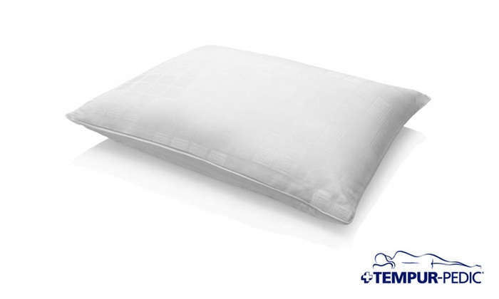 Tempur-Pedic Traditional Pillow Groupon Goods