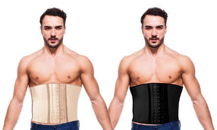 BeautyKo Thermo Slim Men's Waist Cincher