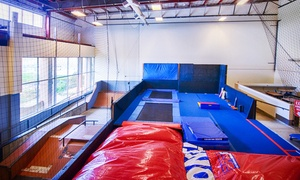 Progresh: Two-Hour Sledding and Trampoline Session for One or Two at Progresh (Up to 60% Off)