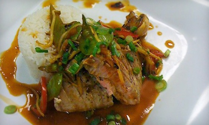 Inca Trail Peruvian Restaurant - Northwest Oklahoma City: $7 for $14 Worth of Peruvian Cuisine at Inca Trail Peruvian Restaurant. Two Options Available.