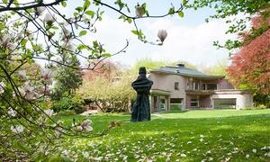 Skulpturenpark Waldfrieden: Tageskarte für Zwei oder Vier für den Skulpturenpark Waldfrieden in Wuppertal ab 11,90 €