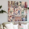 Up to 75% Off a Grid of Nine Standout Wood Prints