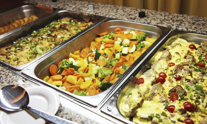 Juliet's Castle - Calgary: Up to 46% Off Lunch Buffet at Juliet's Castle