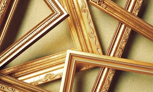 A Frame of Art: $30 for $100 Worth of Custom Framing at A Frame of Art