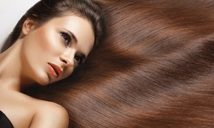 Cataleya Hair Studio: Brazilian Cacau Treatment from R479 with Optional Cut at Cataleya Hair Studio (Up to 62% Off)