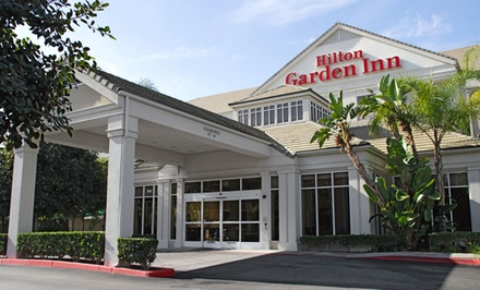 Groupon Deal: Stay for Two with Optional Breakfast at Hilton Garden Inn Arcadia/Pasadena Area in Arcadia, CA
