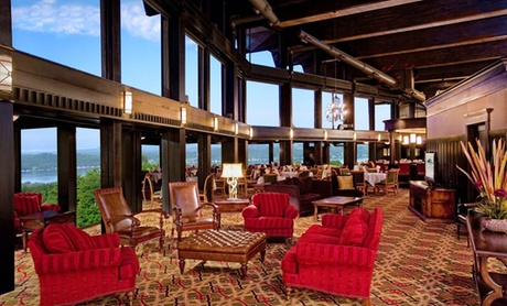 Stay at Shanty Creek Resorts' Summit Village Lakeview Hotel in Bellaire, MI. Dates into December. photo