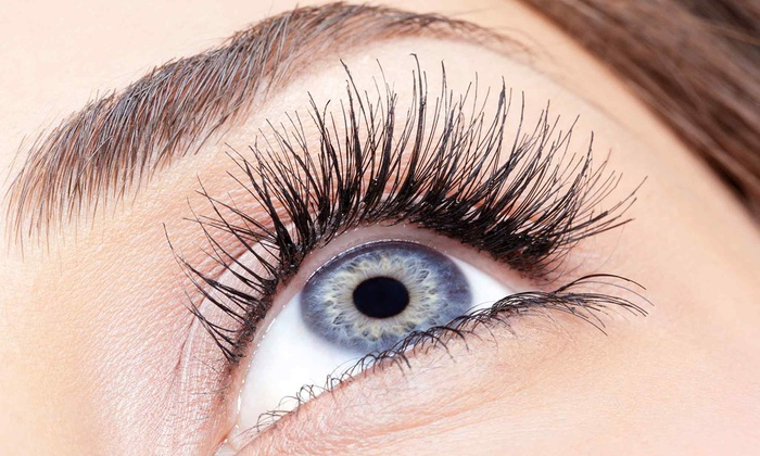 Tranquility Spa Salon - Brooklyn Park - Maple Grove: Full Set of Eyelash Extensions with Optional Eyebrow Wax at Tranquility Spa Salon (Up to 67% Off)