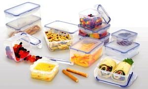 Lock & Lock 16- Or 24-piece Storage Sets