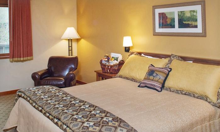 Skamania Lodge - Stevenson, WA: 1- or 2-Night Stay at Skamania Lodge in Stevenson, WA