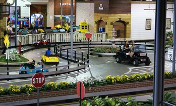 Up to 84% Off Driving Experience at Tiny Towne