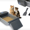 $119 for SmartScoop Self-Scooping Litter Box