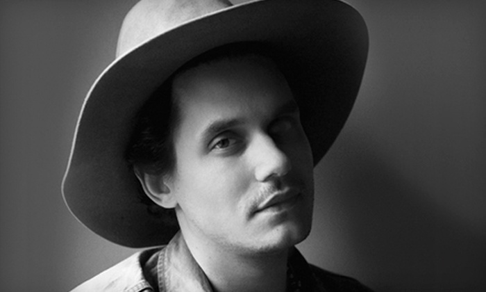 John Mayer: Born & Raised Tour 2013 - Cynthia Woods Mitchell Pavilion: John Mayer: Born and Raised Tour 2013 at Woodlands Pavilion on Friday, July 12, at 7:30 p.m. (Up to $48.80 Value)