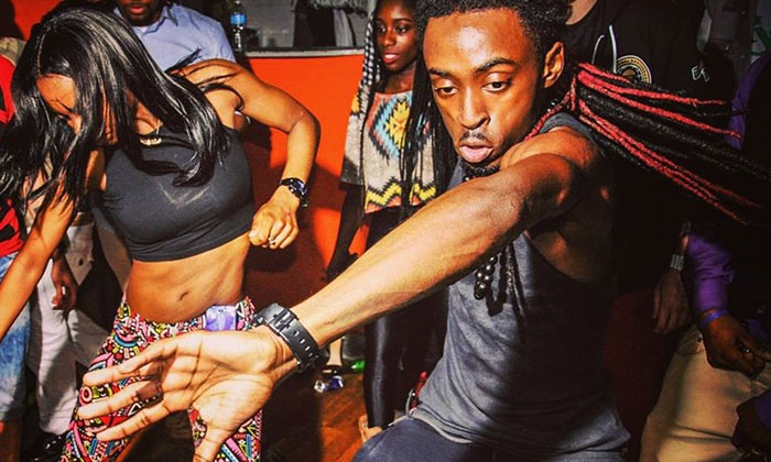 Blacka Di Danca - Blacka Di Danca: 5 or 10 Dancehall Workshop Sessions from Blacka Di Danca (Up to 57% Off)