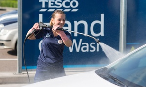 Tesco Hand Car Wash Harlow Church Langley: Hand Car Wash from £6.99 at Tesco Harlow Church Langley