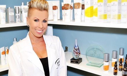 $49 for a Microdermabrasion Treatment with a Hydration Facial  at JenSpa ($140 Value)