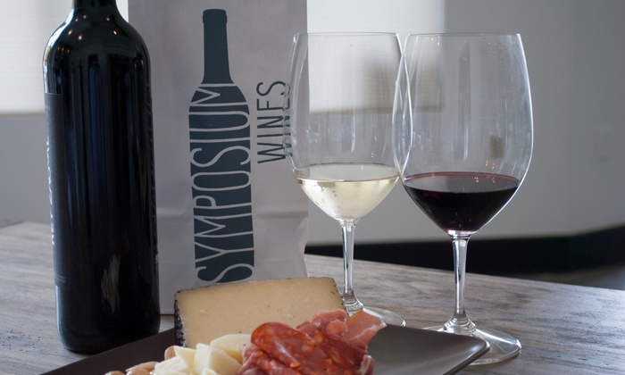 Symposium Wines - Wine Tasting: Up to 46% Off Weeknight Wine Tasting on Wednesday or Thursday at Symposium Wines