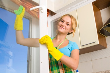 Two Hours of Cleaning Services from Go2Girl of Savannah (55% Off)