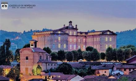 Percorso Spa con 10 rituali e massaggio al Centro Benessere And Spa Castello Di Montaldo (sconto fino a 72%)