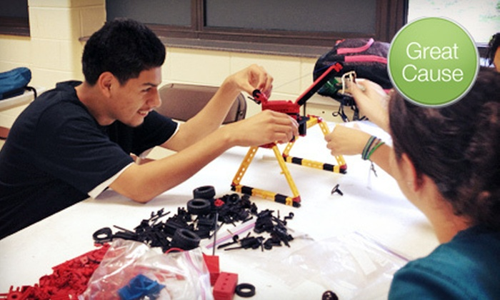Family Focus - Greektown,Duncans Addition,West Loop: $10 Donation to Help Fund Robotics Kit for Youth